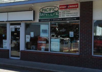 Pacific Satellite & Communications